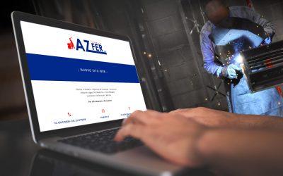 Anno nuovo… Nuovo sito web Az Fer!